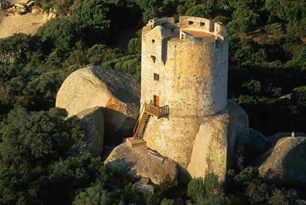 Visite historique en Corse du Sud
