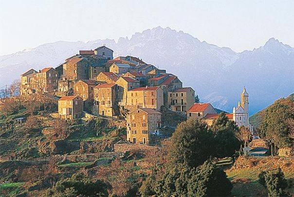Nature Corse