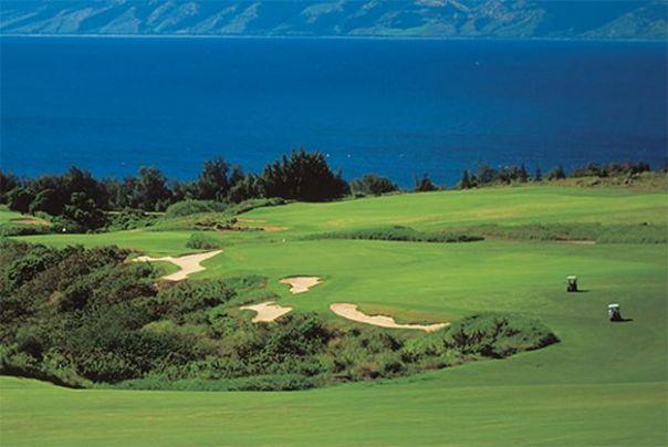 Golf en Corse