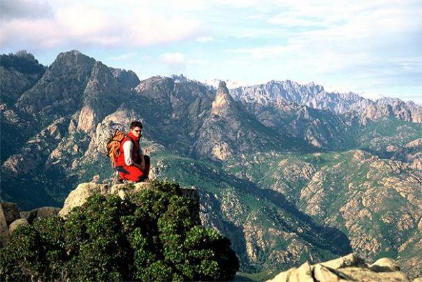 Hiking Corse